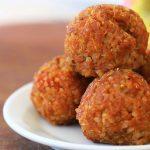 Quinoa beef meatballs Recipe