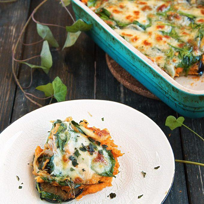 Sweet Potato Vegetarian Lasagna Recipe