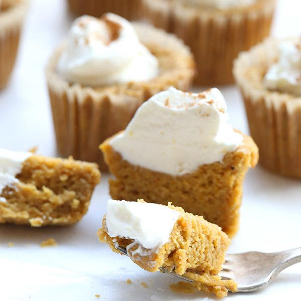 The Great Pumpkin Pie Cupcakes Recipe