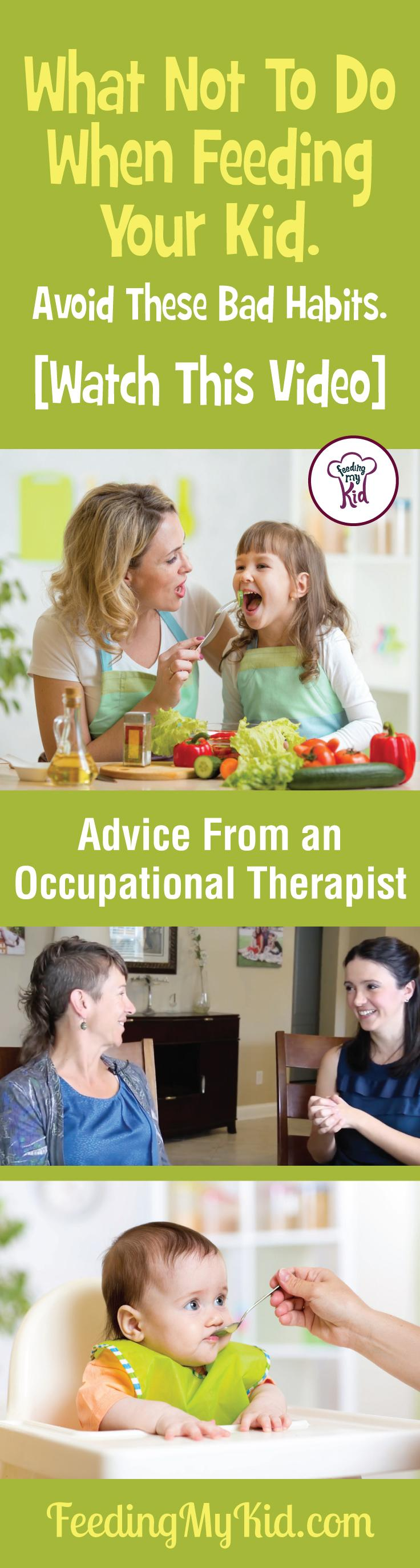 This is a must share. Finding that feeding your children is very stressful? Check out this interview with an occupational therapist to help out. Feeding My Kid is a filled with all the information you need about how to raise your kids, from healthy tips to nutritious recipes. #FeedingMyKid #OccupationalTherapist #advice #kidshealth