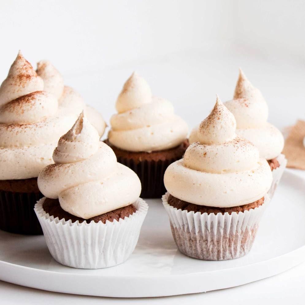 Vanilla Chai Cupcakes Recipe