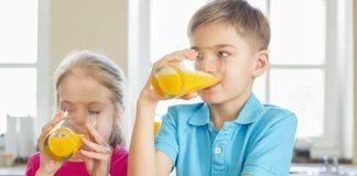 Why You Shouldn't Give Your Child Juice