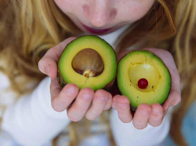 How to Get Kids to Eat Healthier Series: Kids Eating Avocados