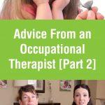 Picky Eating Help: Advice from an Occupational Therapist [Part 2]