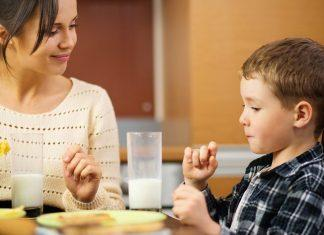 Some great parenting tips and advice from an occupational therapist. Find out why it's not a good idea to force your kids to eat everything off their plate.