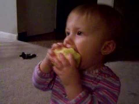 How to Get Kids to Eat Healthier Series: Kids Eating Apples