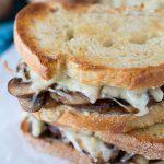 Caramelized Onion, Mushroom And Swiss Melt Recipe