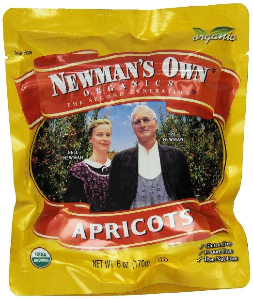 Dried Apricots Newmans