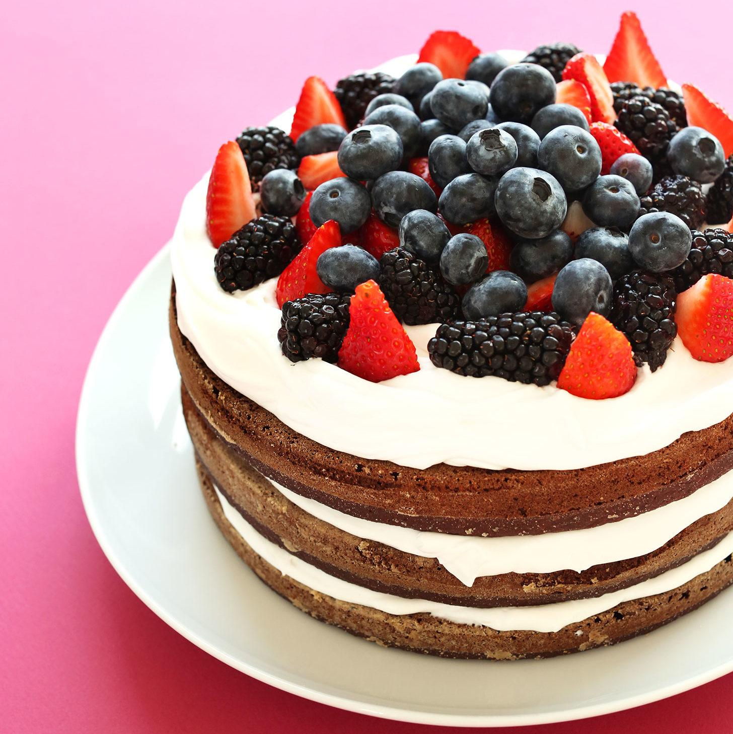Sugar-Free Cake Recipes. Yummy Birthday Cakes That Are