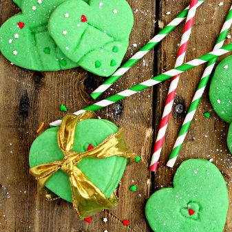 Grinch Cookies Recipe