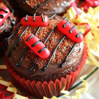 Hot Off the Grill Cupcakes Recipe