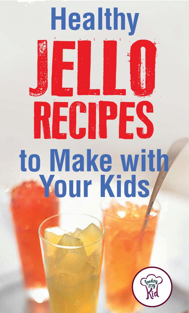 Try these amazing jello recipes for your kids. They're so tasty! You'll love them! #FeedingMyKid #jellorecipes #dessert