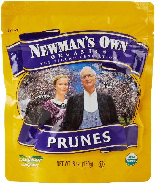 Buy Organic Prunes from Amazon