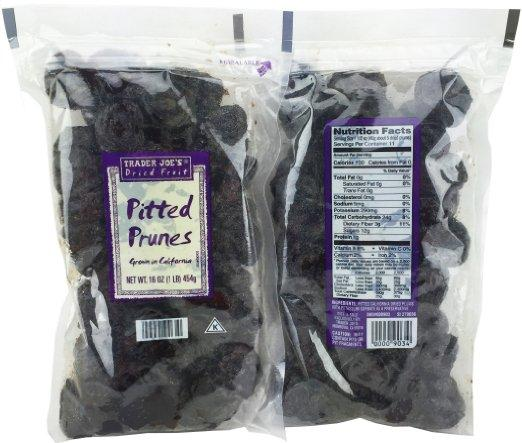 Buy Prunes from Trader Joes