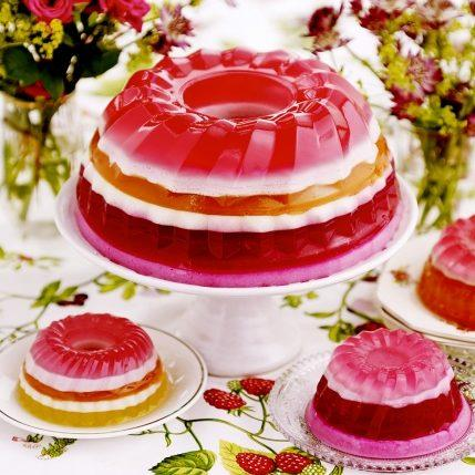 Rainbow Jelly Recipe