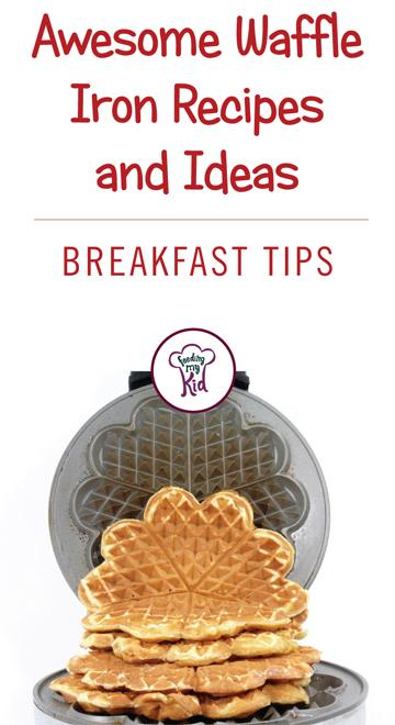 Check out these waffle making tips and hacks. Wondering how to make waffles healthy? We've got that too! Check out our list of ways to make waffles healthy.