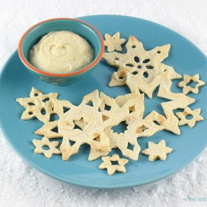 Snowflake Tortilla Crisps Recipe