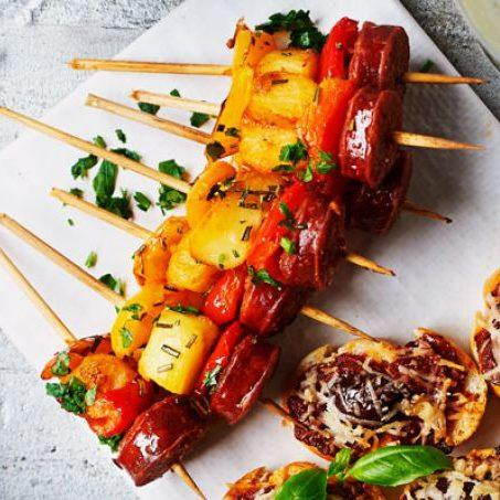 Spanish Skewers Recipe