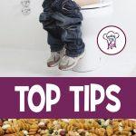 How to Help Kids Overcome Constipation. Top Tips!