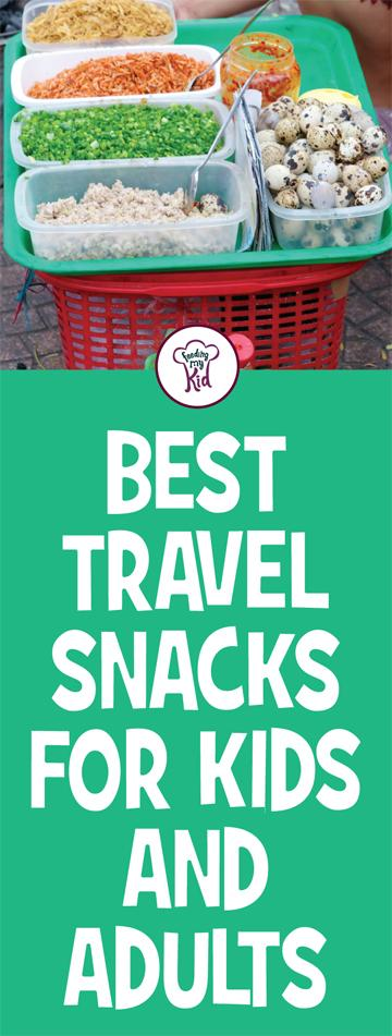 What Snacks Should You Bring When You Travel? Find Out Here!