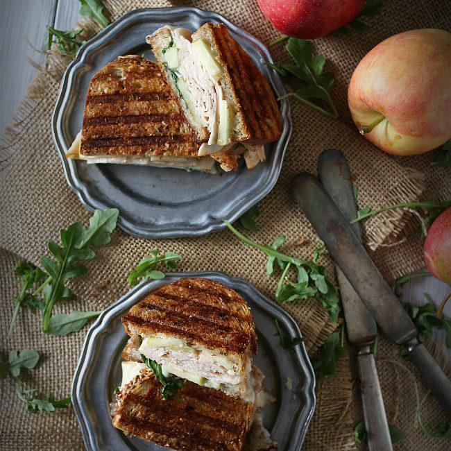 Healthy Panini Recipes For Every Meal!