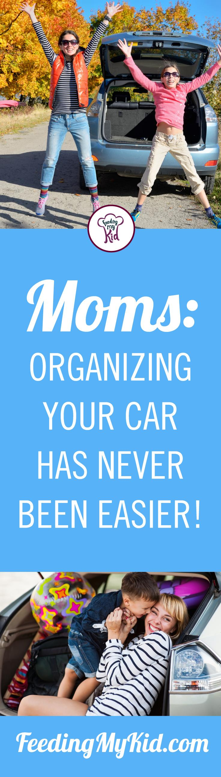 Car organization can seem impossible, but you can totally do it! Check out this video for Elle's car organization tips and tricks.