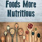 How to Make Kids' Favorite Foods More Nutritious