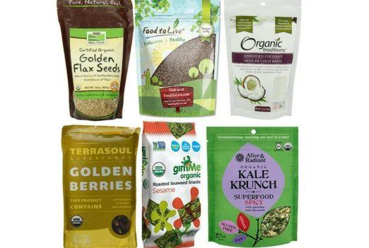 These are our top picks for high fiber snacks on the go! We curated a number of high fiber snack foods and high fiber add-ins.