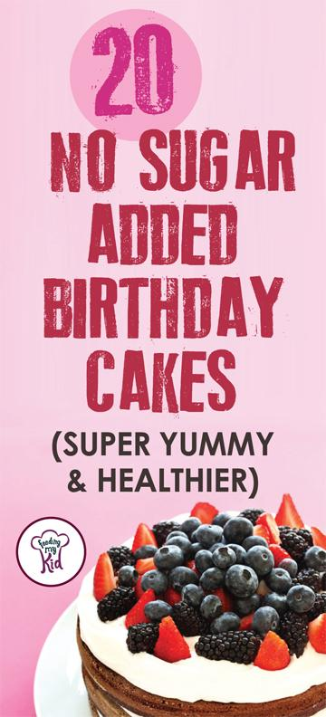 Having a birthday celebration but you don't want your child eating too much sugar? Be sure to check out these sugar-free cake recipes.