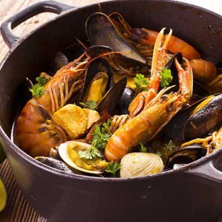 Authentic Bouillabaisse
