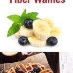 high fiber waffle recipe