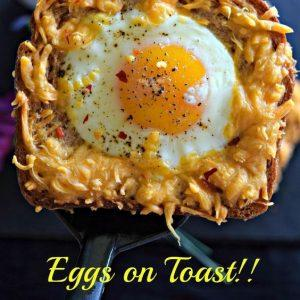 eggs-on-toast