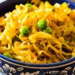 Indian FriedIndian Fried Cabbage Cabbage