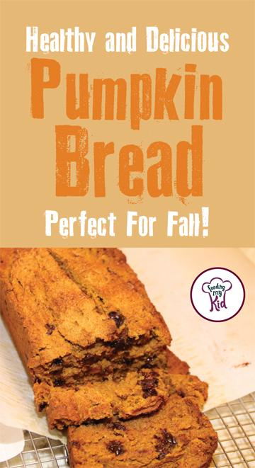 It's Fall ya'll. If you're going to enjoy the flavors of Fall, might as well try to make them healthier! This pumpkin bread is perfect and healthy!