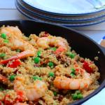 quinoa-shrimp-paella-1