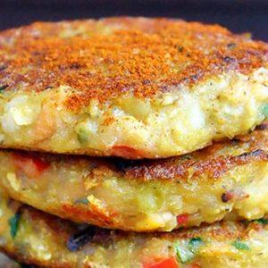 spicy-asian-veggie-patties-chiftelute-vegetariene-asiatice-lentils