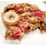 21 Day Fix Fruity Oatmeal Bake