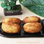 Bread Rolls With Potato Filling