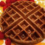 Buttermilk High Fiber Waffle