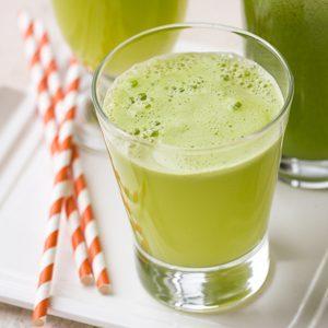Calcium Rich Cucumber Juice