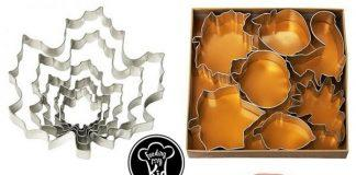 Check out our favorite baking pans and cookie cutters all shaped to help you celebrate Fall. Create tasty fall desserts using these Fall themed bakeware.