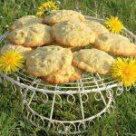 Dandelion And Lemon Biscuits