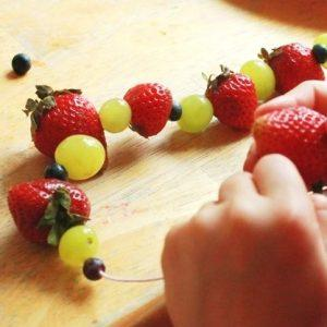 Fruit Necklaces