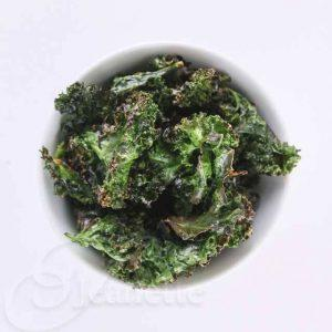 Garlic Roasted Kale