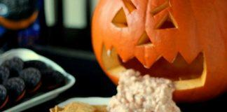Halloween food can still be fun without having all that added sugar! Try these Halloween recipes sure to satisfy your trick-or-treaters!