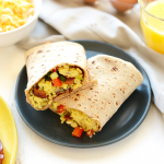 Protein Packed Breakfast Burritos