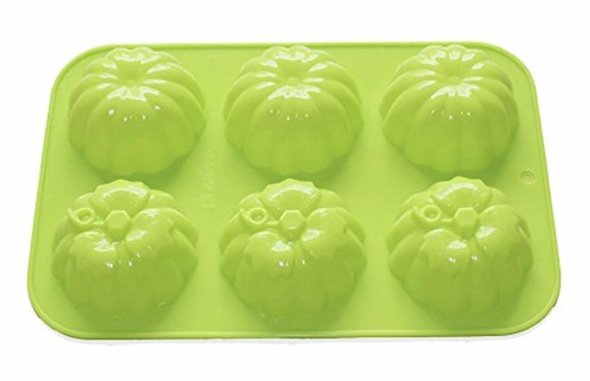 Pumpkin Silicone Mold
