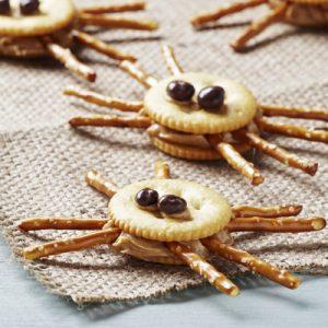 Raisinets Spiders