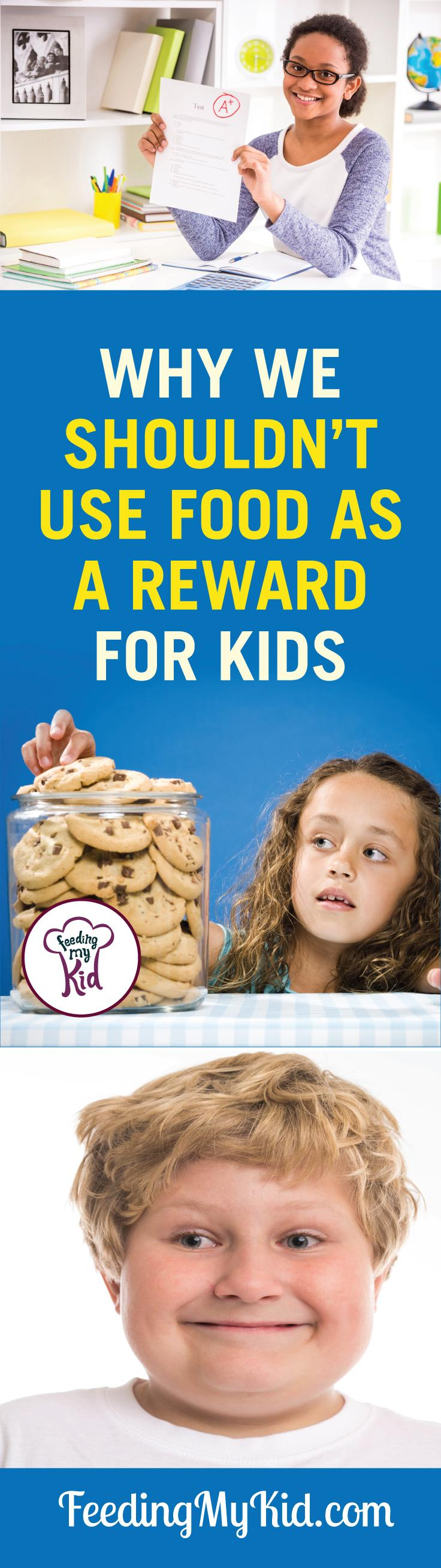 Create good habits for kids without using food-based rewards. Learn how you can create kids who have healthy relationships with food!