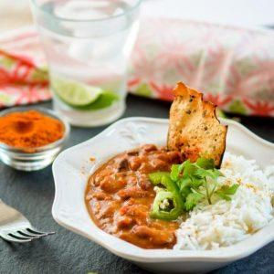 Slow Cooker Red Beans Curry
